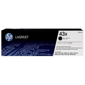 HP C8543X, 30K stran - originální (C8543X) černá