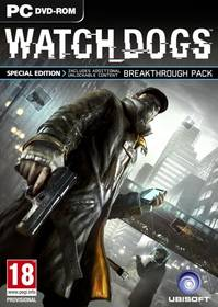 Ubisoft PC Watch_Dogs Special Edition (USZPC84112)