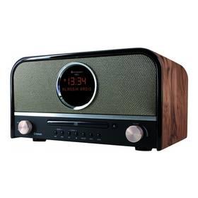 Soundmaster NR850 dřevo + Doprava zdarma