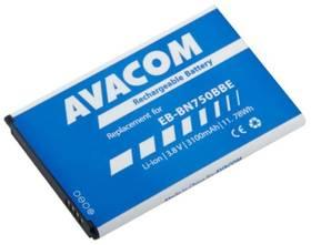 Baterie Avacom pro Samsung Note 3 Neo, Li-Ion 3,8V 3100mAh, (náhrada EB-BN750BBE) (GSSA-N7505-S3100)