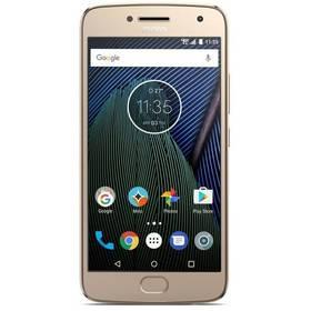 Motorola G5 Plus Dual SIM Gold (436701)