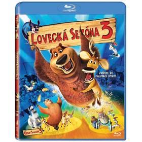 Blu-ray disk s nahrávkou Lovecká sezóna 3