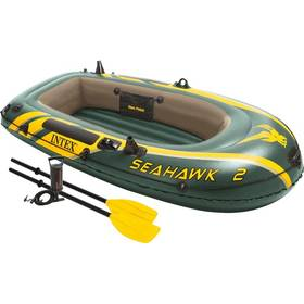 Intex Seahawk 2 SET, vesla + pumpa + Doprava zdarma