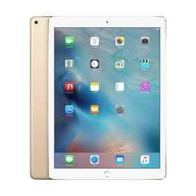 Apple iPad Pro 12,9 Wi-FI 32 GB - Gold (ML0H2FD/A) Software F-Secure SAFE 6 měsíců pro 3 zařízení (zdarma) + K nákupu poukaz v hodnotě 1 000 Kč na další nákup + Doprava zdarma