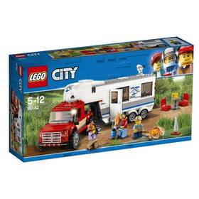 LEGO® CITY® 60182 Pick-up a karavan