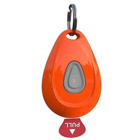 Odpudzovač ZeroBugs Plus pro psy proti blechám a klíšťatům oranžový