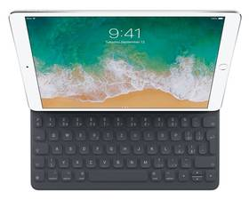 Apple Smart Keyboard k iPadu (7. generace) a iPadu Air (3. generace), CZ (MPTL2CZ/A) šedé (vrácené zboží 8800405980)