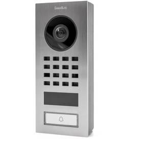 DoorBird D1101V na povrch, 1 tlačítko nerez ocel (DB-D1101V-SM)