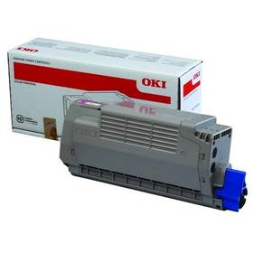 OKI MC770/780, 11500 stran (45396202) červený