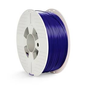 Tlačová struna (filament) Verbatim PET-G 1,75 mm pro 3D tiskárnu, 1kg (55055) modrá