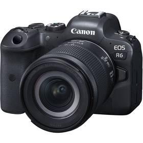 Canon EOS R6 + RF 24-105mm f/4-7.1 IS STM čierny