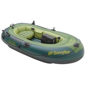 Sevylor FISH HUNTER™ FH 250 - 2 místný (rozměr 232 x 119 cm, nosnost 220 kg, hmotnost 8 kg) + Doprava zdarma