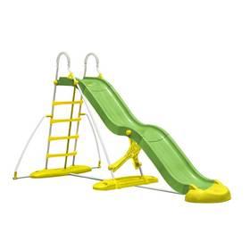 Marian Plast JUMBO 370 cm s vlhčením žlutá/zelená