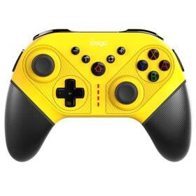 iPega SW038B Wireless pro Nintendo Switch/PS 3/Android/PC (PG-SW038 C) žlutý