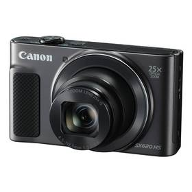 Canon PowerShot SX620 HS (1072C002) černý Pouzdro foto Canon DCC-1500 (zdarma) + Doprava zdarma
