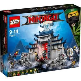 LEGO® NINJAGO 70617 Chrám nejmocnější zbraně + Doprava zdarma