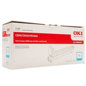 OKI C810/830/MC860, 20000 stran (44064011) modrý