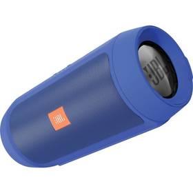 JBL Charge 2+ modrý + Doprava zdarma