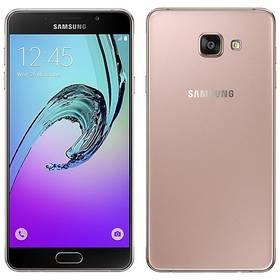 Samsung Galaxy A5 2016 (SM-A510F) (SM-A510FEDAETL) růžový Software F-Secure SAFE 6 měsíců pro 3 zařízení (zdarma) + Doprava zdarma