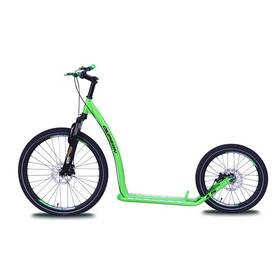 Olpran A15 zelená + Reflexní sada 2 SportTeam (pásek, přívěsek, samolepky) - zelené v hodnotě 58 Kč + Doprava zdarma