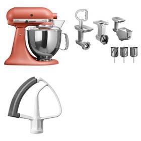 Set KitchenAid - kuchyňský robot 5KSM150PSECD + FPPC balíček s příslušenstvím + Doprava zdarma