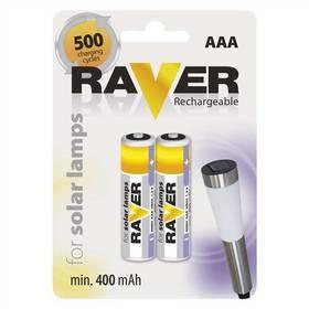 Raver SOLAR HR03 (AAA), 2 ks v blistru