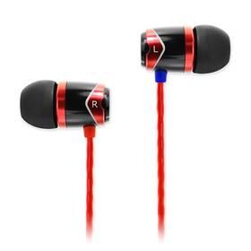 SoundMAGIC E10 (SM  E10 RED) červená (vrácené zboží 8217009314)