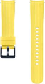 Samsung silikonový pro Galaxy Watch ET-YSU81M 20mm (ET-YSU81MYEGWW) žlutý