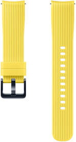 Řemínek Samsung silikonový pro Galaxy Watch ET-YSU81M 20mm (ET-YSU81MYEGWW) žlutý