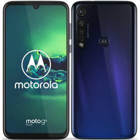 Motorola Moto G8 Plus (PAGE0010PL) modrý