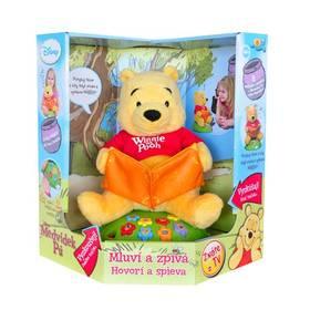 Medvídek Pú Disney slovensky mluvící a zpívající 18m+ v krabičce