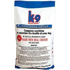 K-9 Maintenance Formula 20 kg + Antiparazitní obojek za zvýhodněnou cenu + Doprava zdarma