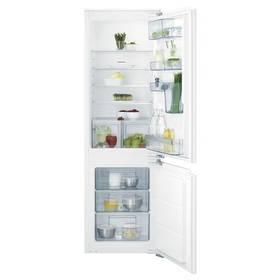 Kombinácia chladničky s mrazničkou AEG Santo SCS61800FF