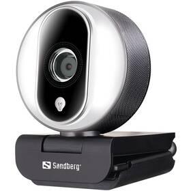 Sandberg Webcam Streamer Pro (134-12) čierna