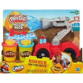Play-Doh boomer hasičské auto Hasbro