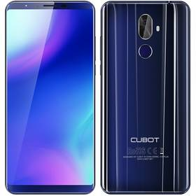 CUBOT X18 Plus (PH3807) modrý Software F-Secure SAFE, 3 zařízení / 6 měsíců (zdarma) + Doprav