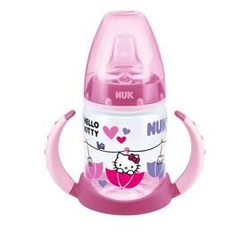 NUK Hello Kitty PP na učení 150 ml růžová