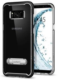 Spigen Crystal Hybrid pro Samsung Galaxy S8 (HOUSAGAS8SPBK3) černý