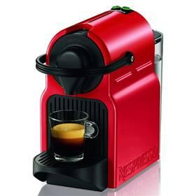 Krups Nespresso Inissia XN1005 červené + Doprava zdarma