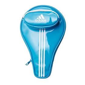 Obal na raketu Adidas AGF-10830 SINGLE BAG ice lesklý modrý