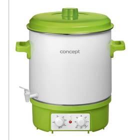 Concept ZH-0020 bílý/zelený