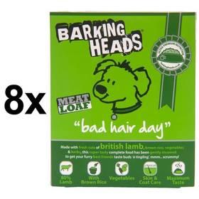 Barking Heads Bad Hair Day 8 x 400g