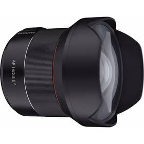 Samyang AF 14 mm f/2.8 Canon EF černý