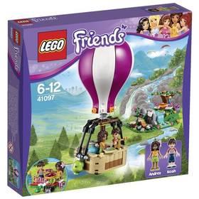 Lego® Friends 41097 Horkovzdušný balón v Heartlake