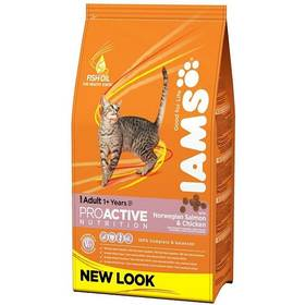 Iams Cat rich in Salmon 1,5 kg