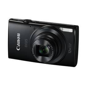 Canon IXUS 170 (0115C001AA) černý + Doprava zdarma