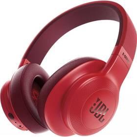 JBL E55BT (6925281918162) červená + Doprava zdarma