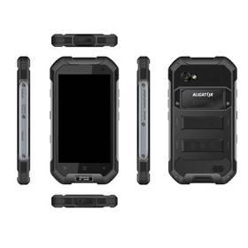 Aligator RX550 eXtremo Dual SIM (ARX550BB) černý Software F-Secure SAFE, 3 zařízení / 6 měsíců (zdarma) + Doprava zdarma