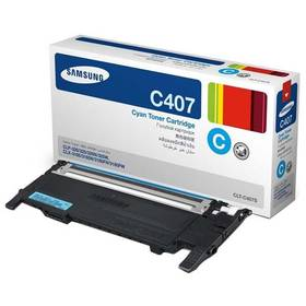 Samsung CLT-C4072S, 1K stran - originální (CLT-C4072S/ELS) modrý