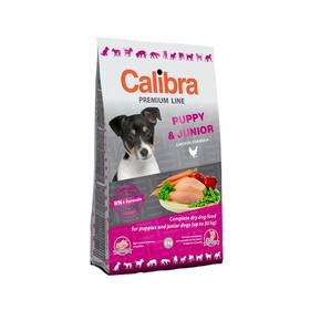 Calibra Dog Premium Line Puppy&Junior 12 kg